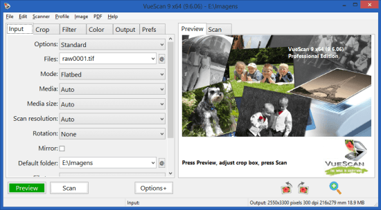 VueScan Pro 9.7.55 Crack With Serial Number Download