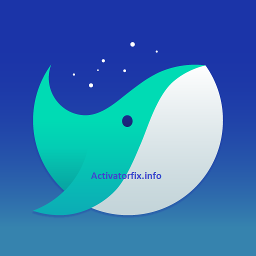 Whale Browser 7.0.185.1002 Crack With Full Key Free Download