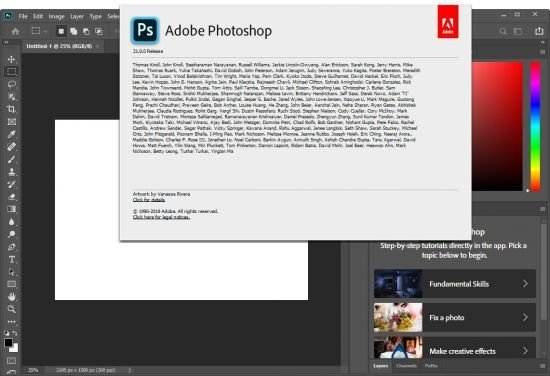 Adobe Photoshop CC License Key