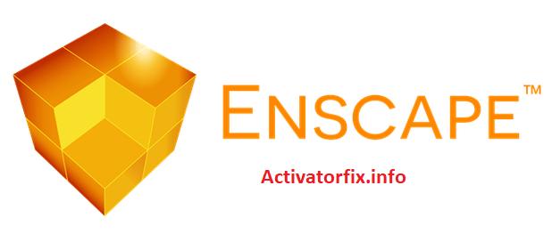 Enscape 3D Crack 3.1.0 With License Key Free Download