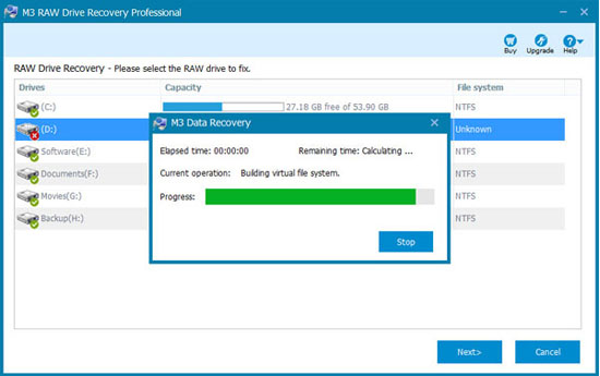 M3 Data Recovery 6.8 License Key Free Download