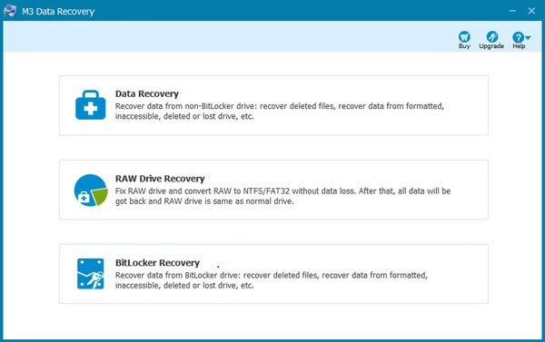 M3 Data Recovery Serial Key