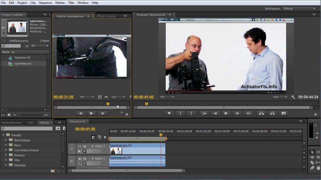 Adobe Premiere Pro CS6 Crack Full Serial Key (100% Working)
