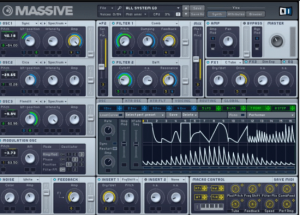 Native Instruments Massive 1.5.8 Full (Cracked Version) Download