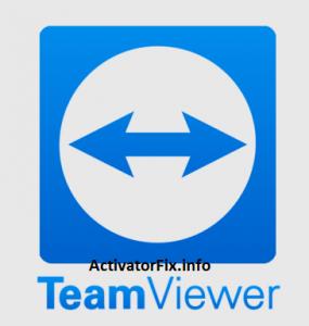 TeamViewer Crack.