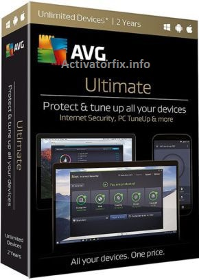 AVG Ultimate Crack