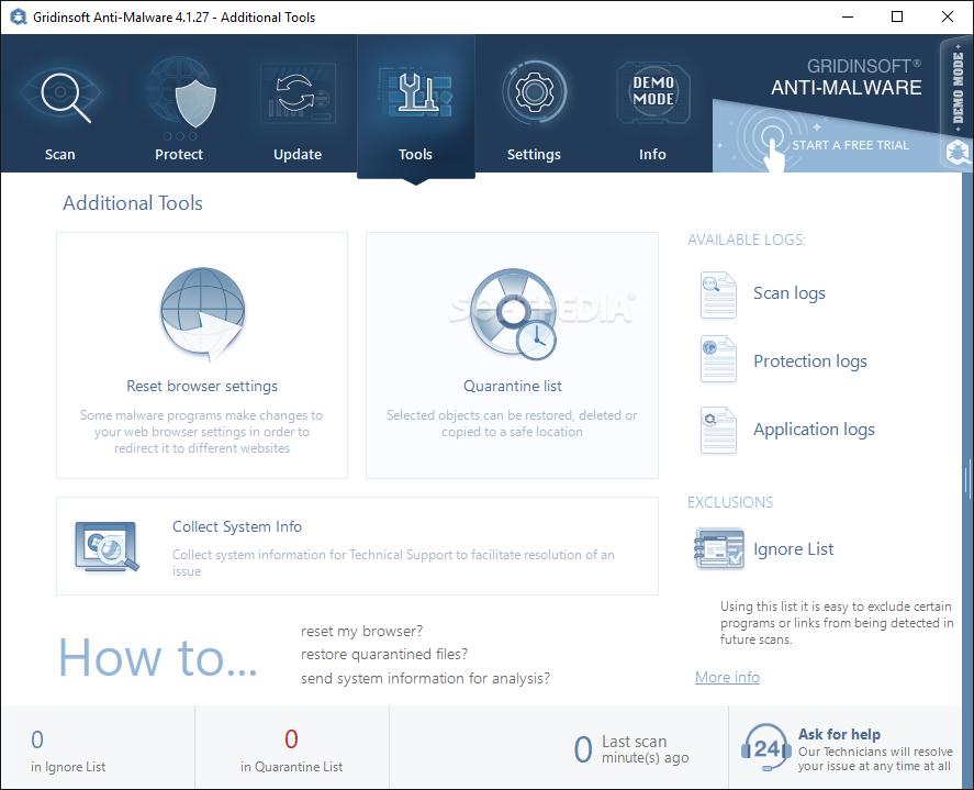 GridinSoft Anti-Malware Free Trial Key