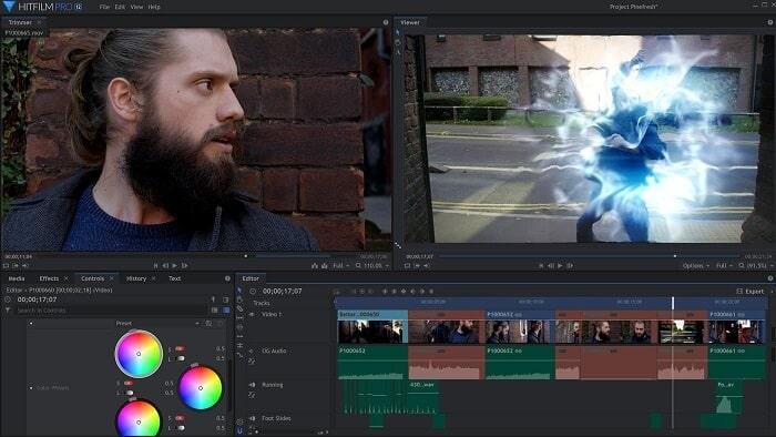 HitFilm Pro 16.1 Crack Plus Full Activation Code (Latest 2021)