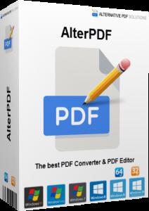 AlterPDF Pro 5 Crack
