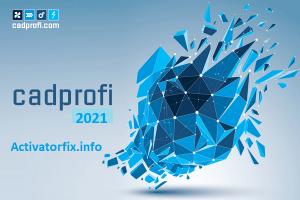 CADprofi 2021.09 Build 214638 Crack + Keygen Free Latest Version