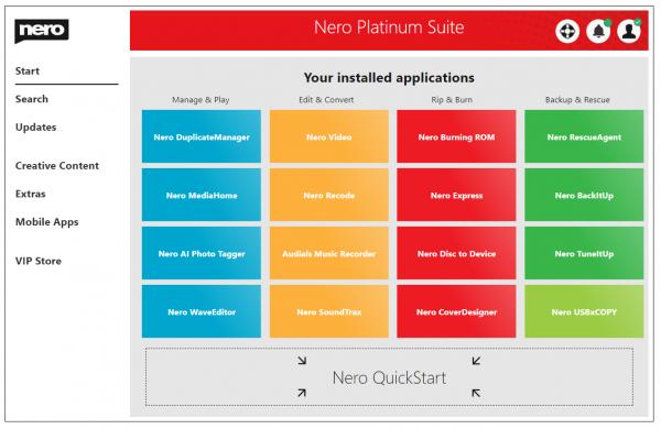 Nero Platinum 2021 Keygen