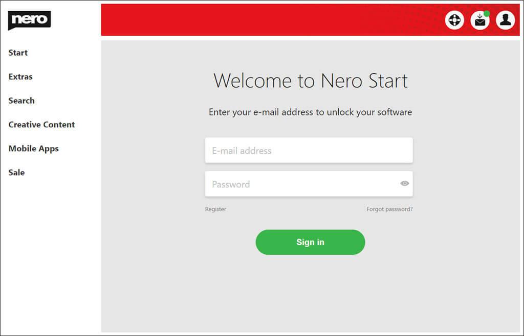 Nero Platinum 21 Crack