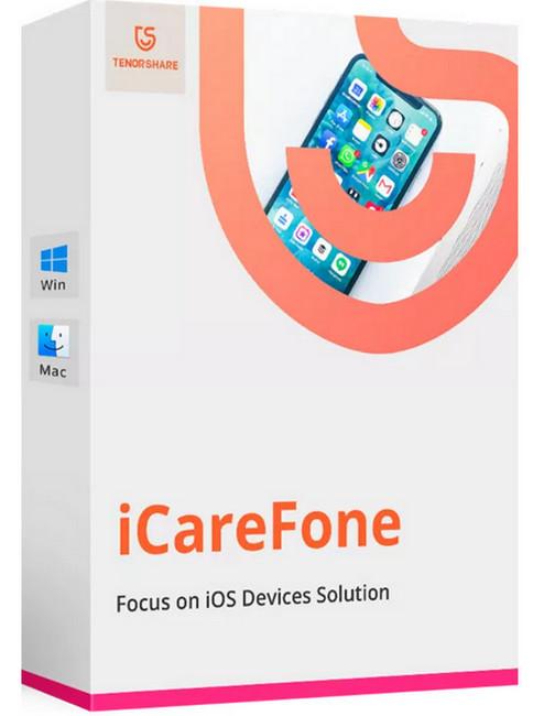 Tenorshare iCareFone Full Version Crack