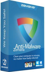 Zemana AntiMalware Crack