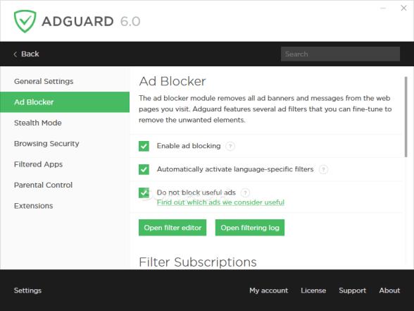 Adguard Premium Crack Windows