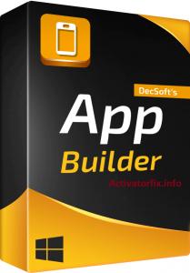 App Builder 2021.58 Crack - Activatofix