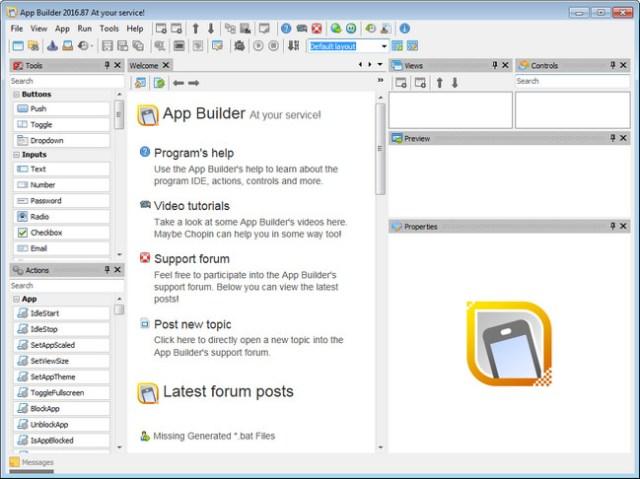 App Builder Keygen