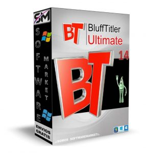 Blufftitler Ultimate Crack Free