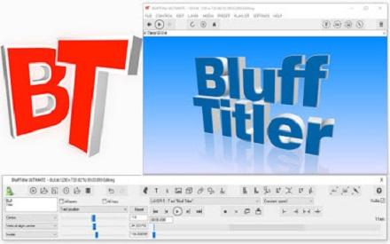Blufftitler Ultimate Serial Key