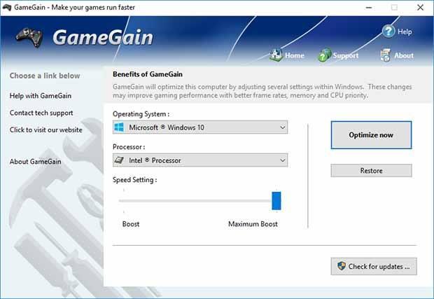 PGWare GameGain Full Version Serial Number