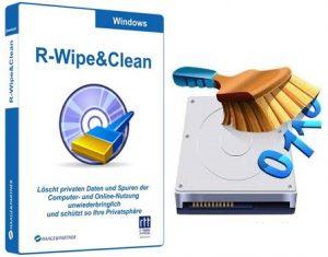 R-Wipe & Clean 20.0.2330 Crack + Registration Key [Latest]