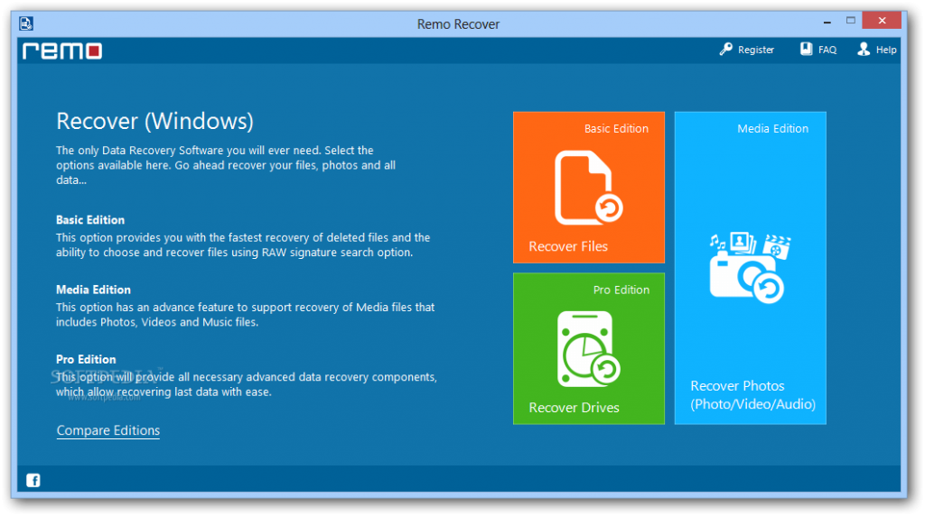 Remo Recover 6.1 Crack With Activation Key