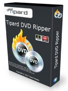 Tipard DVD Ripper Crack 2022