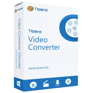 Tipard HD Video Converter With Crack