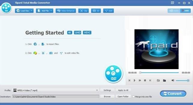 Tipard Total Media Converter Keygen