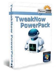 TweakNow PowerPack Crack