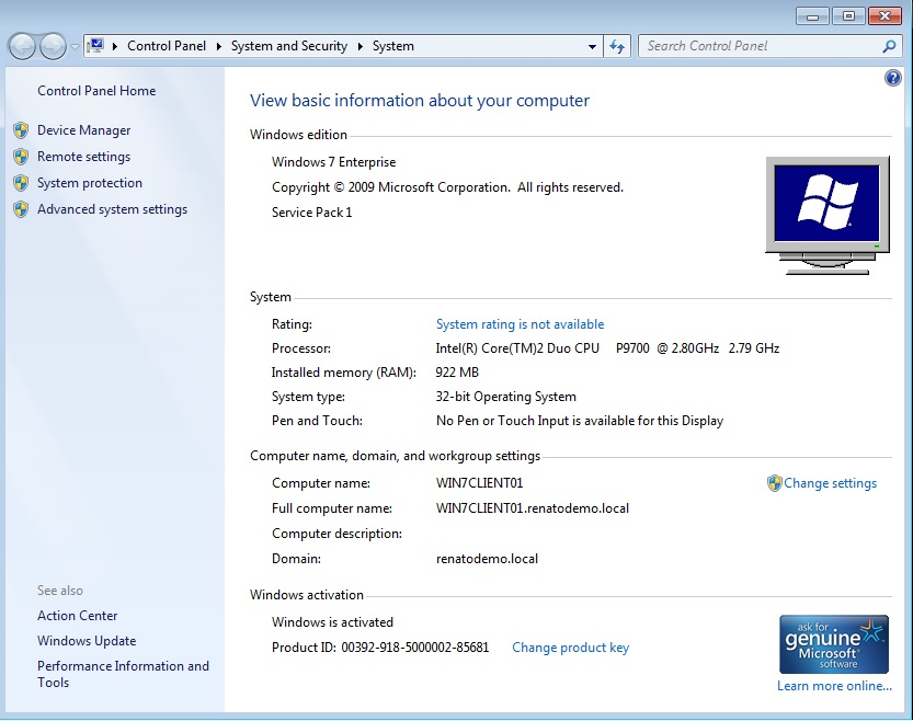 Windows 7 Enterprise Product Key - Activatorfix.info