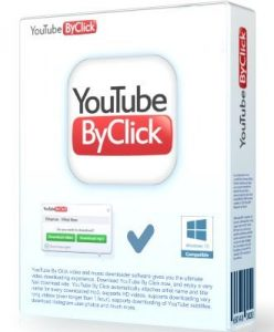 YouTube By Click Crack 2022